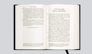 The Greek New Testament, Produced at Tyndale House