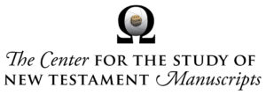 Center for the Study of New Testament Manuscripts